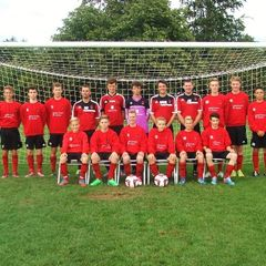 Swifts Blacks u15 Squad 2013-2014