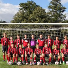 Bishops Stortford Swifts Blacks u16's Season 2014-15