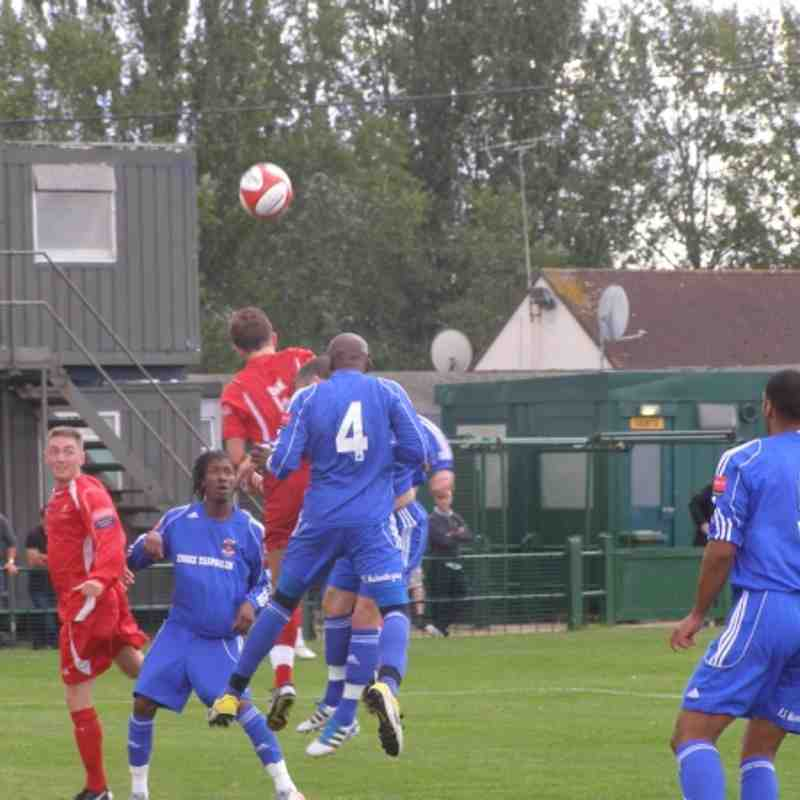 Grays FA Cup 18-9-11