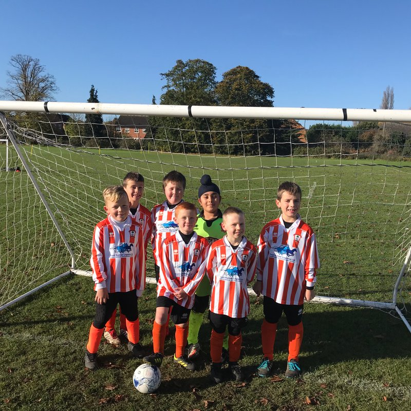 U9's Colts lose to Chiswick Youth 2 - 4