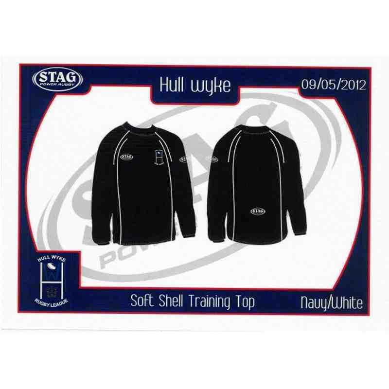 Soft Shell Training Top (Adult)