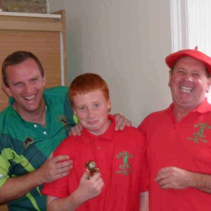 U15 Guernsey Tour Presentations 150913