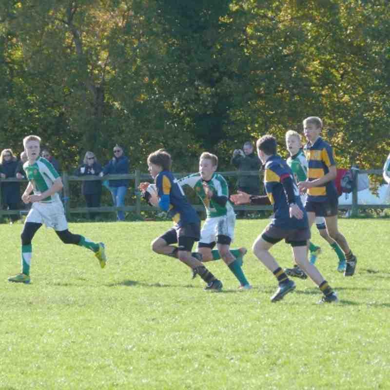 Horsham U15 v Eastbourne 13 Nov 2013