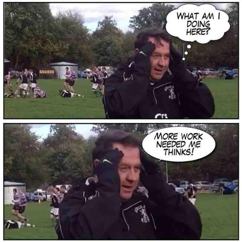 Its Tough Being U15 Coach!