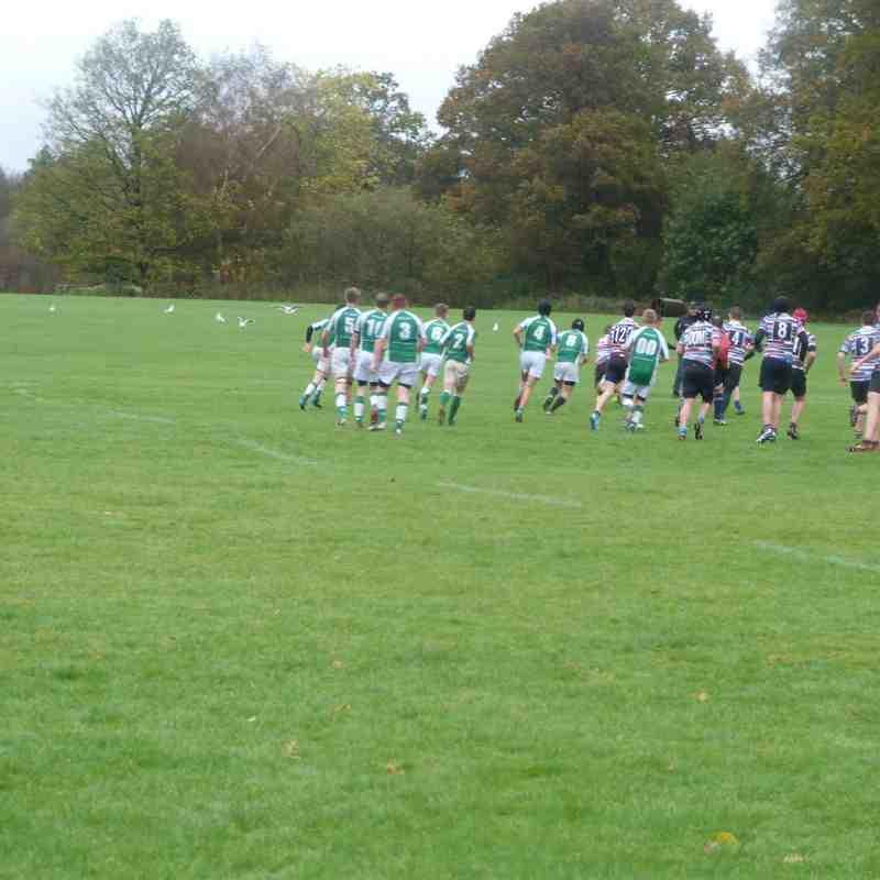 Horsham U16 v Reeds Weybridge 021114
