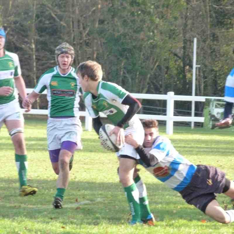 Colts v Hastings 22/11/15