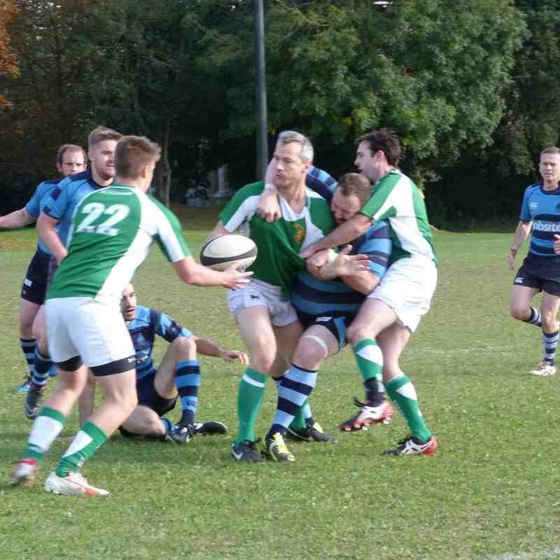 Barbarians V Chichester 8th October 2016