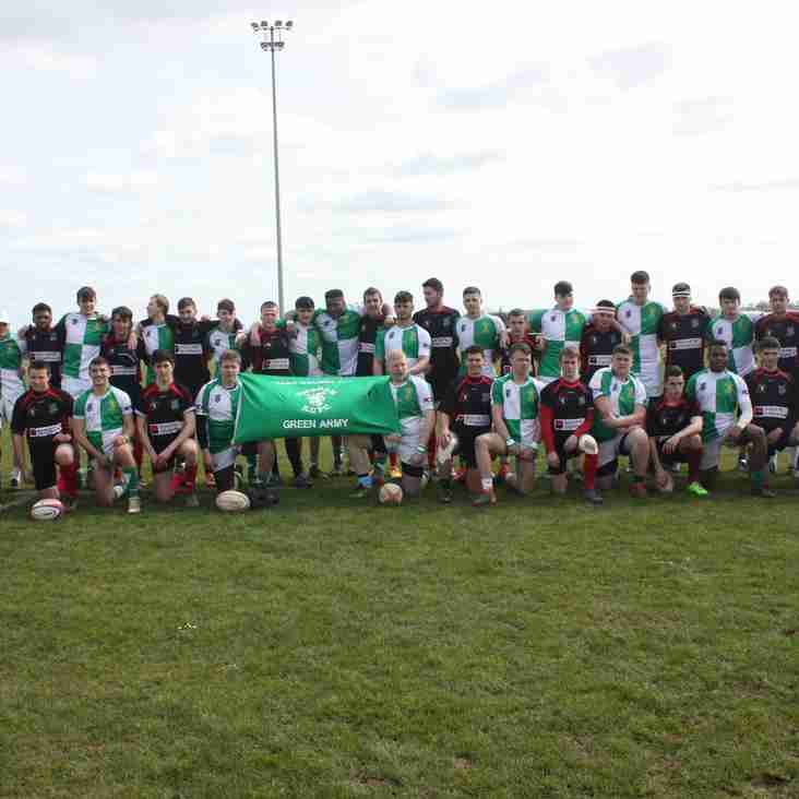 Colts  Tour to Saint Maixent Easter 2018
