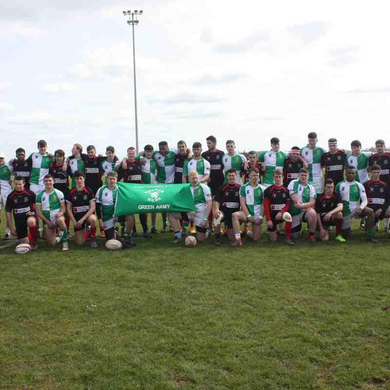 Colts Tour To Saint Maixent Easter 2018