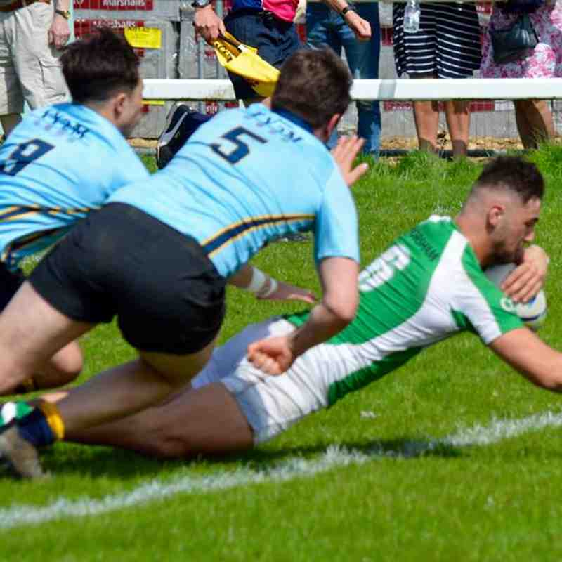 Colts V Worcester U18 QF 22 April 2018