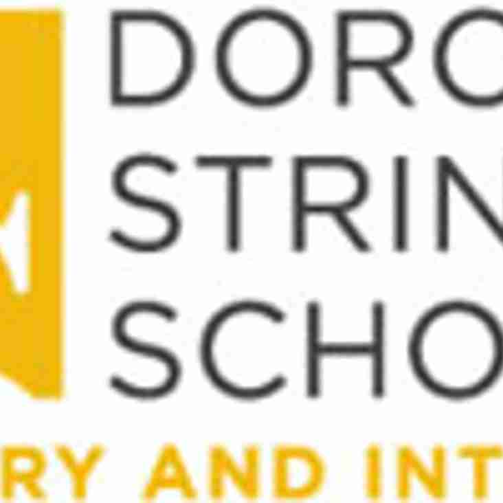 Dorothy Stringer - evening training parking