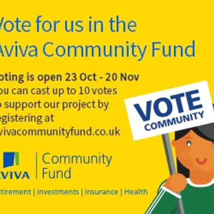 Aviva Community Fund