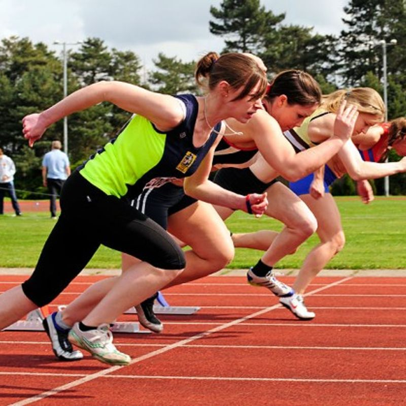 Spring Track & Field Open entry form and timetable - Sunday 2nd April