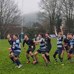 U14s Win at Dover