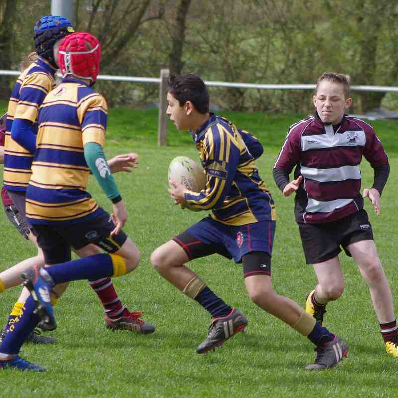 U12's Lichfield Tournament