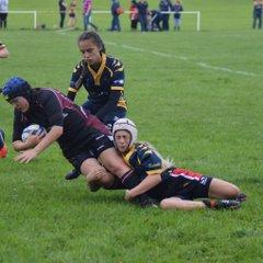 Tamworth U15's Ladies V's Worcester U15's Ladies