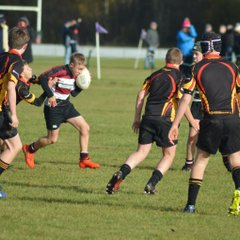 Tamworth U14s Vs Birmingham & Solihull BEES