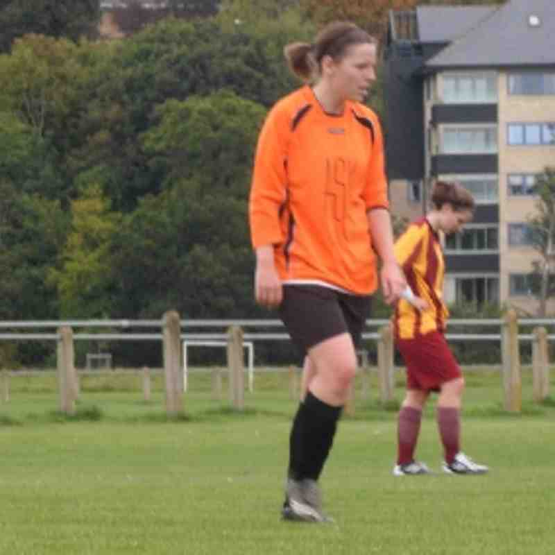 Wetherby Athletic Ladies 8 - Bradford City 'A' 1 - 04/09/11
