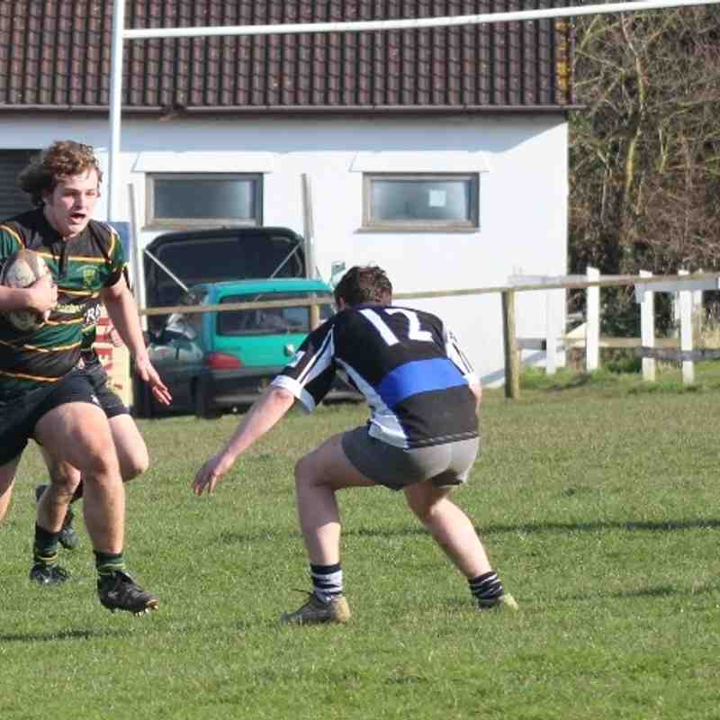 Minehead vs FCRFC Colts 08/03/2014