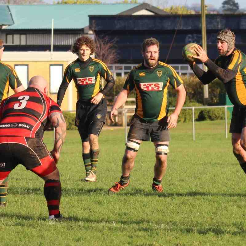 FCRFC 1sts vs Cirencester 30/01/2016