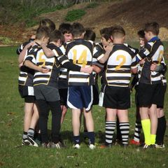 R&H U13s v Ampthill 6th November 2016