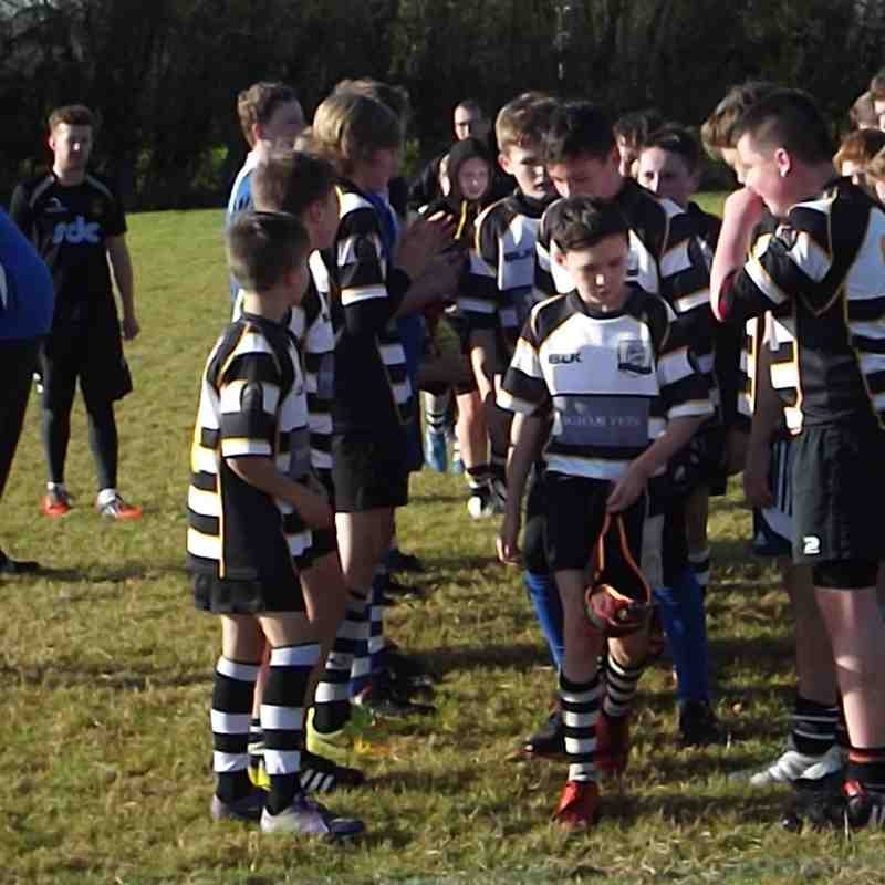 R&H U13s v Brackley 13th November 2016