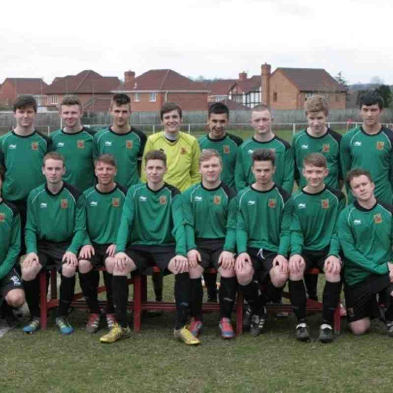 Bolton Wyresdale U18's 2012-13