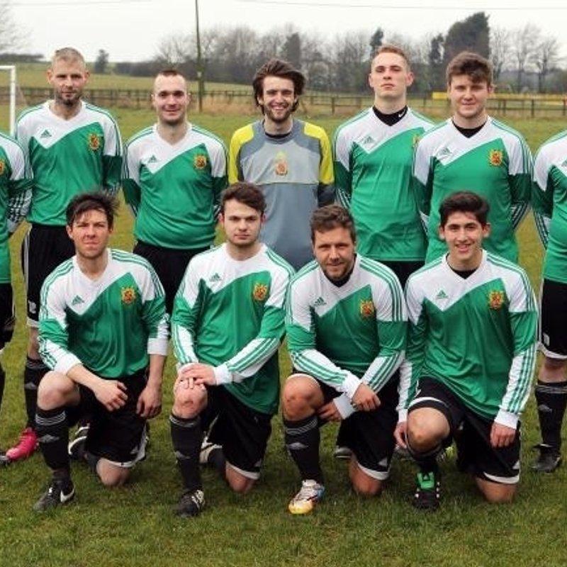 Bolton Wyresdale 1st Team beat Accrington Amateurs 2 - 1