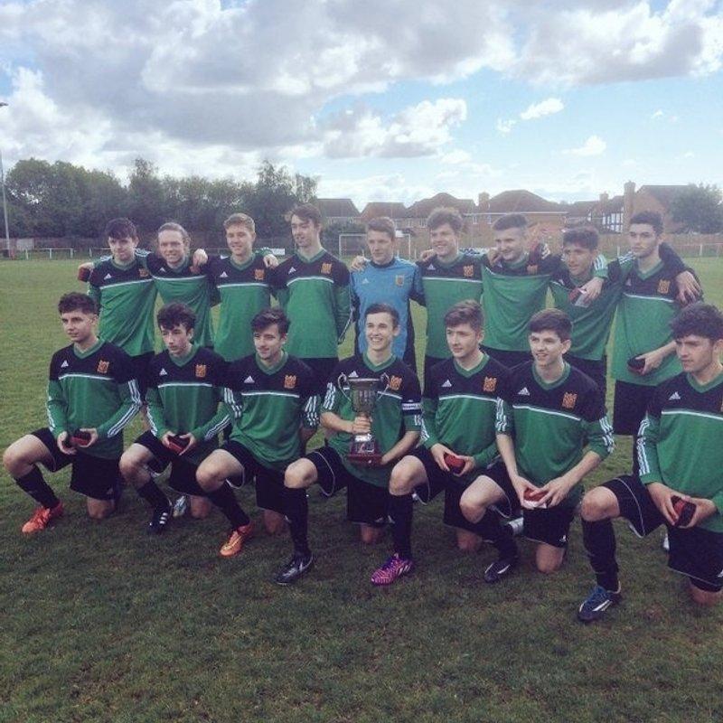 Bolton Wyresdale U18s beat Altrincham AFC Youth 0 - 1