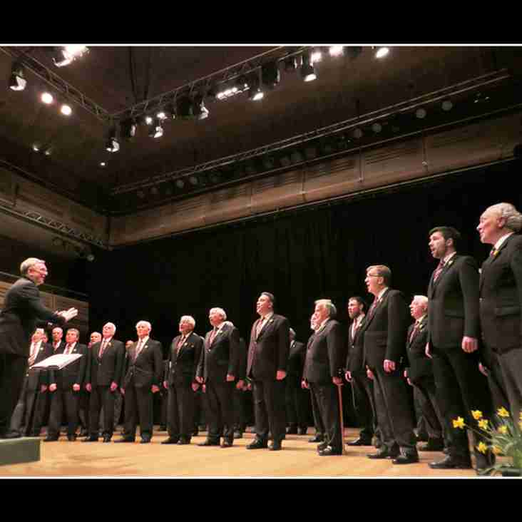London Welsh RFC Club Choir reach a worldwide audience