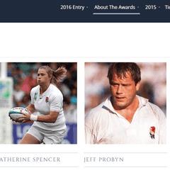 BERFC Academy on shortlist for prestigious National Award