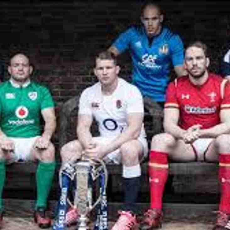 Six Nations Rugby live at BERFC
