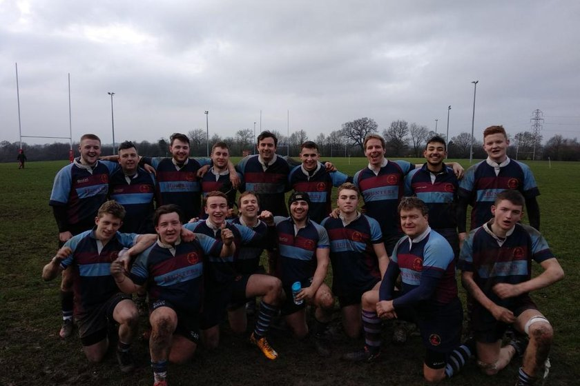 Two hard fought victories for the Senior teams