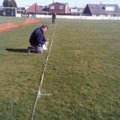 2011/2012 Ground Works