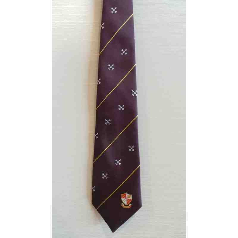 Retired player tie