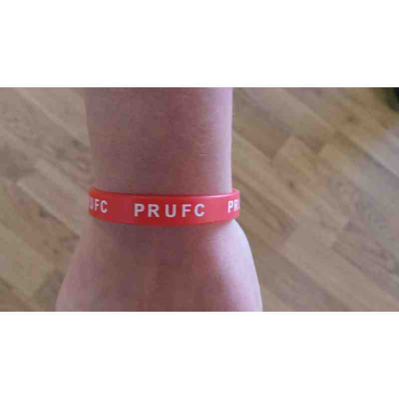 PRUFC Wristband