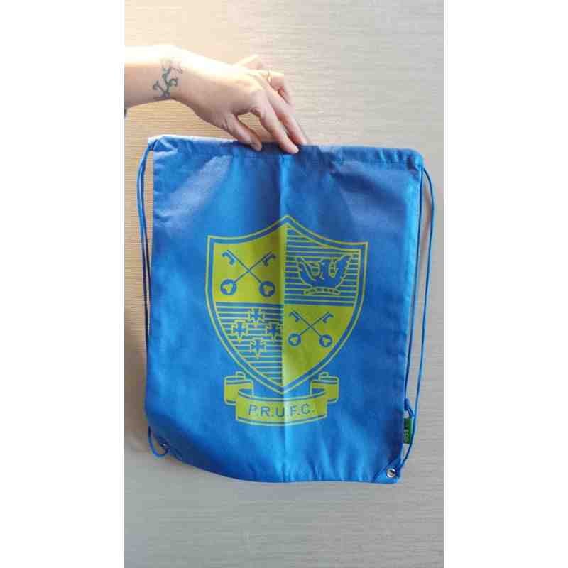 PRUFC Drawstring bag