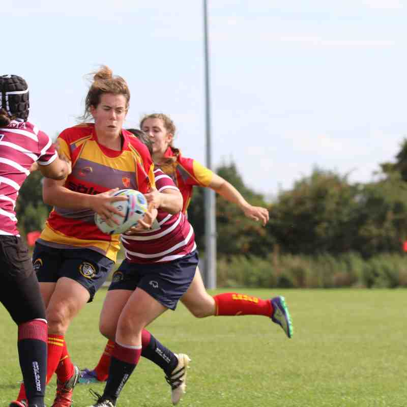 Shelford v Peterborough Ladies (09Sept18) - Philip Lindhurst