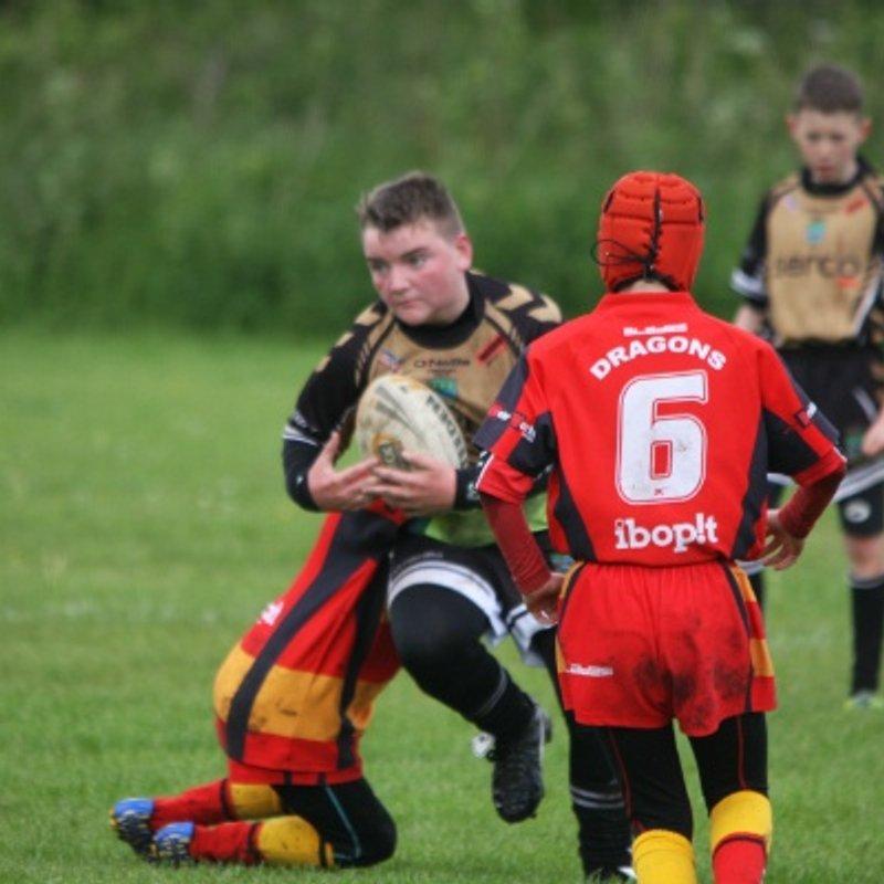 u11s v Atherton Dragons 11-5-14