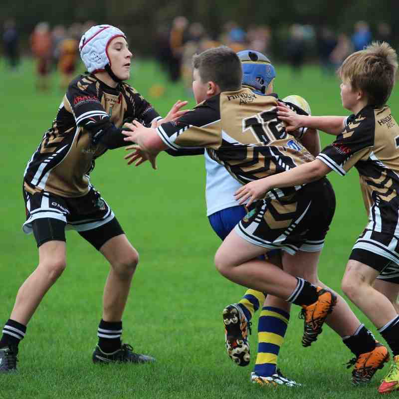 u12s v Orrell St James 26-10-14
