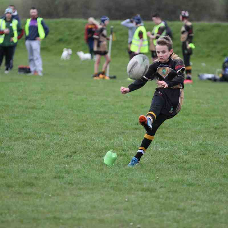 u13s v Thatto Heath 12-4-15