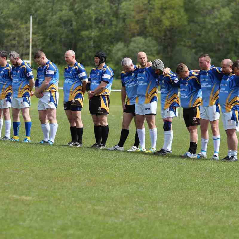 Masters v Orrell St James 16-5-15