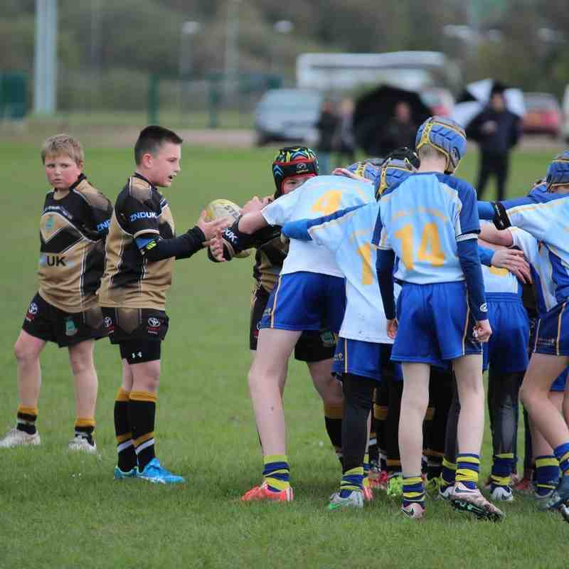 u12s v Orrell St James 29-4-16