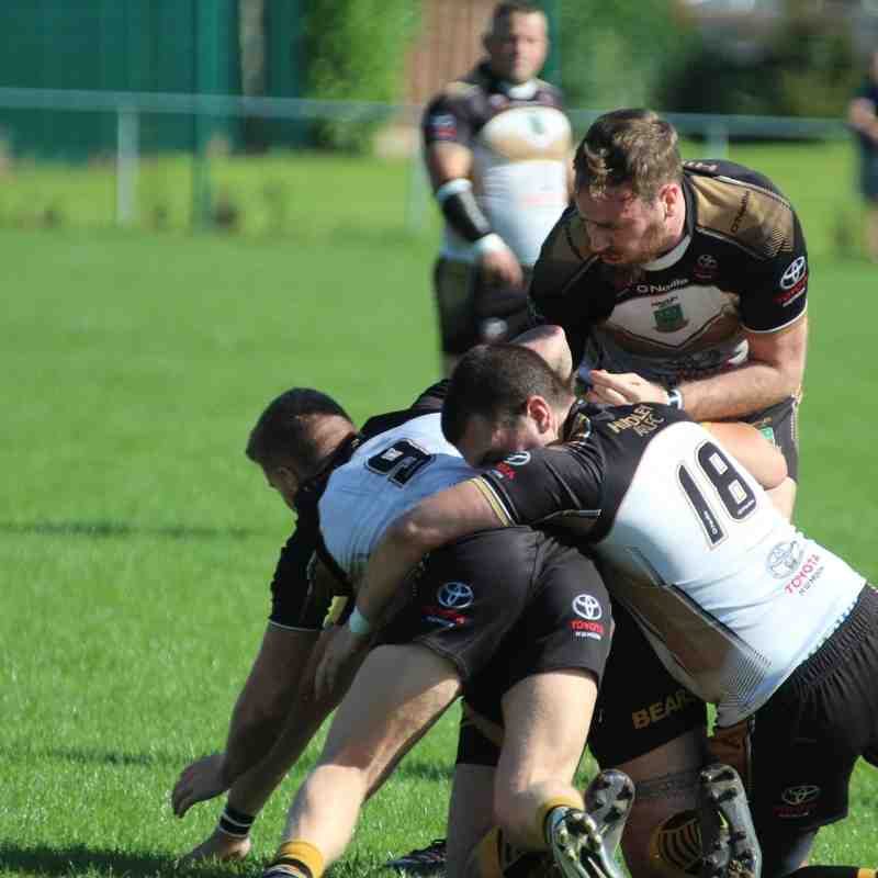 Open Age v Ashton Bears 17-9-16