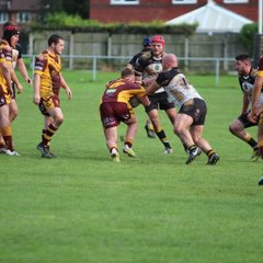 Open Age v Wigan St Judes