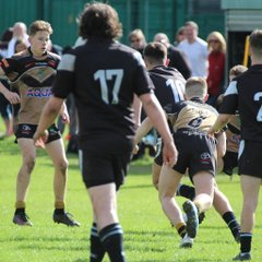 u15s v Saddleworth 9-10-16