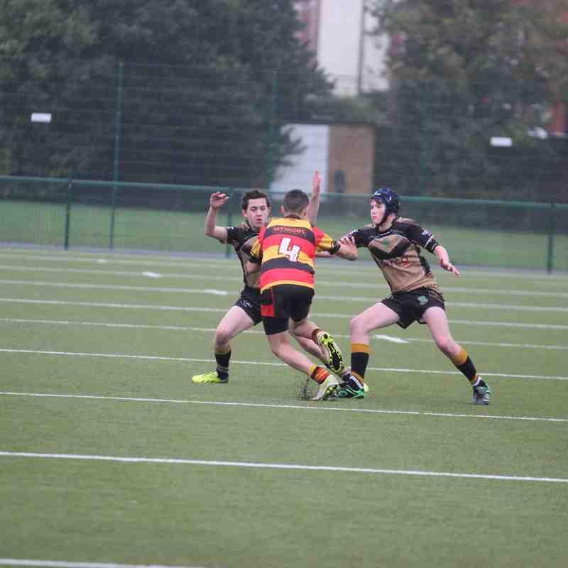 u14s v Pilks (Nat Cup) 15-1-17