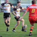 Hindley find Going tough at Miners