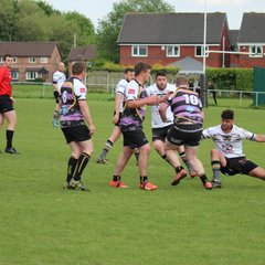 Open Age v Haydock (cup)  13-5-17