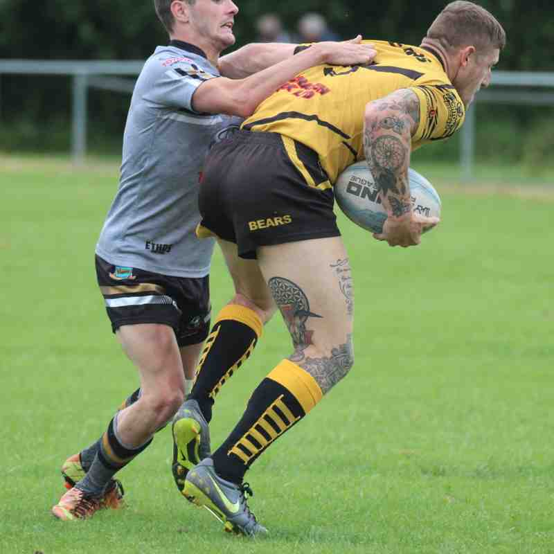 Open Age v Ashton Bears 24-6-17